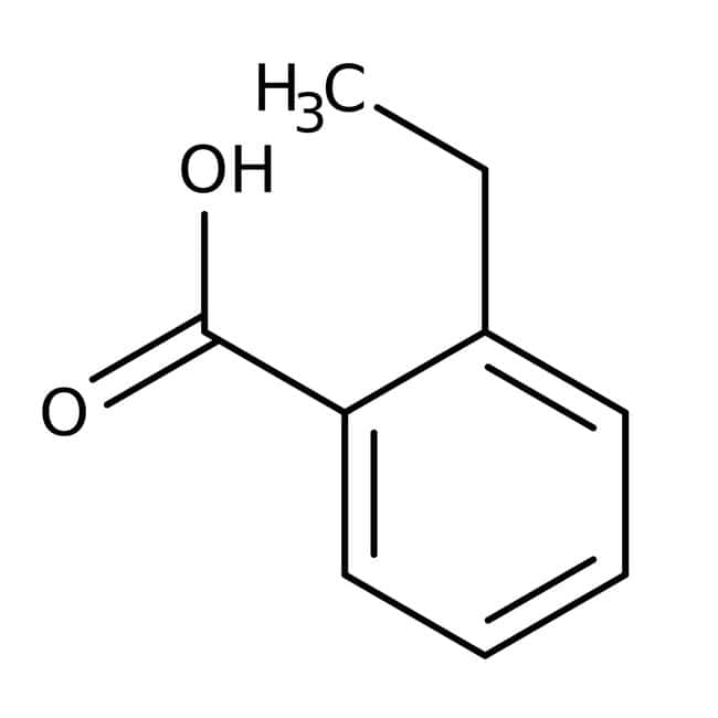 2-Ethylbenzoic acid, 97%, ACROS Organics