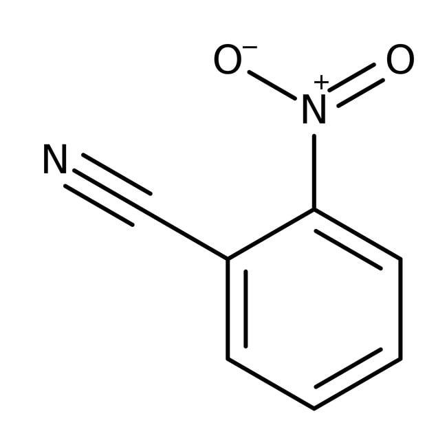 2-Nitrobenzonitril, 98%, ACROS Organics™ 10 g-Glasflasche 2-Nitrobenzonitril, 98%, ACROS Organics™