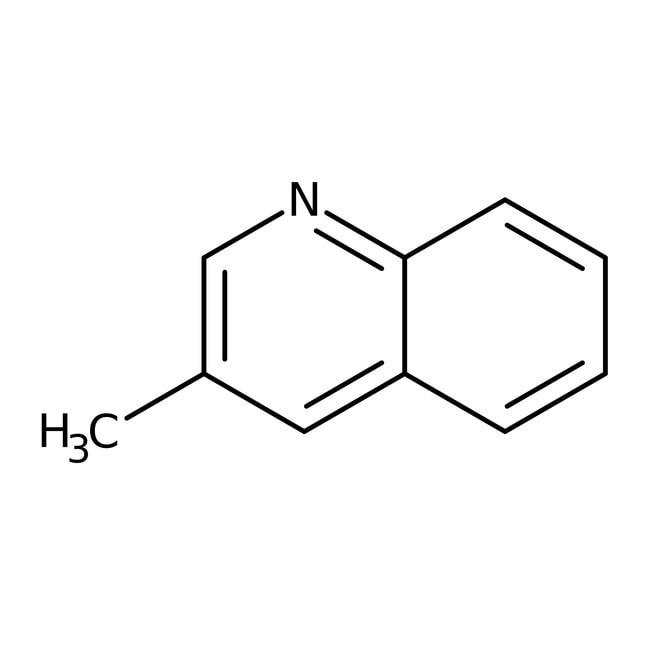 3-Methylquinoline 98.0 %, TCI America