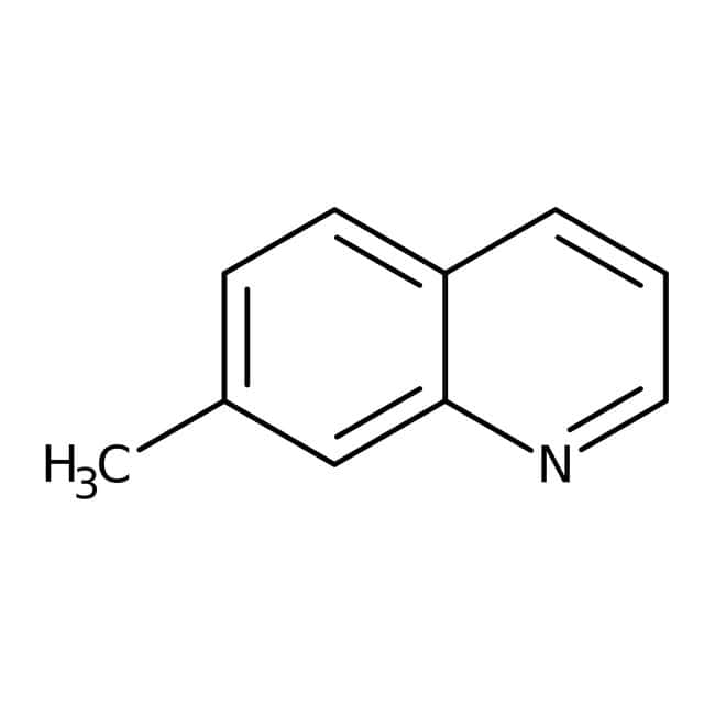 7-Methylquinoline (contains 25% 5-form at maximum) 75.0+%, TCI America™