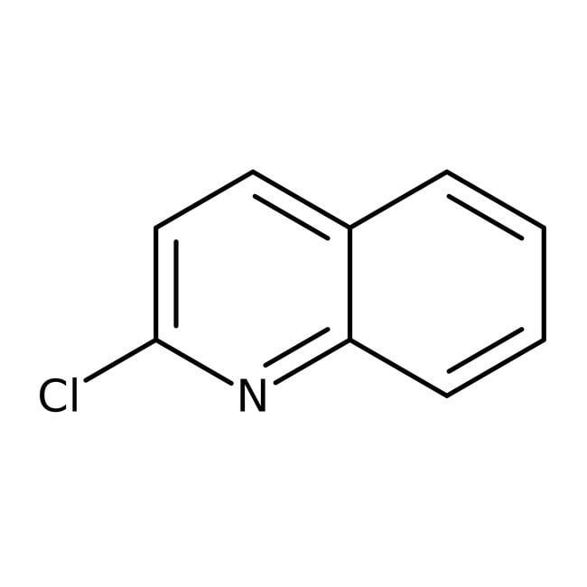 2-chloroquinoline, 99%, ACROS Organics™