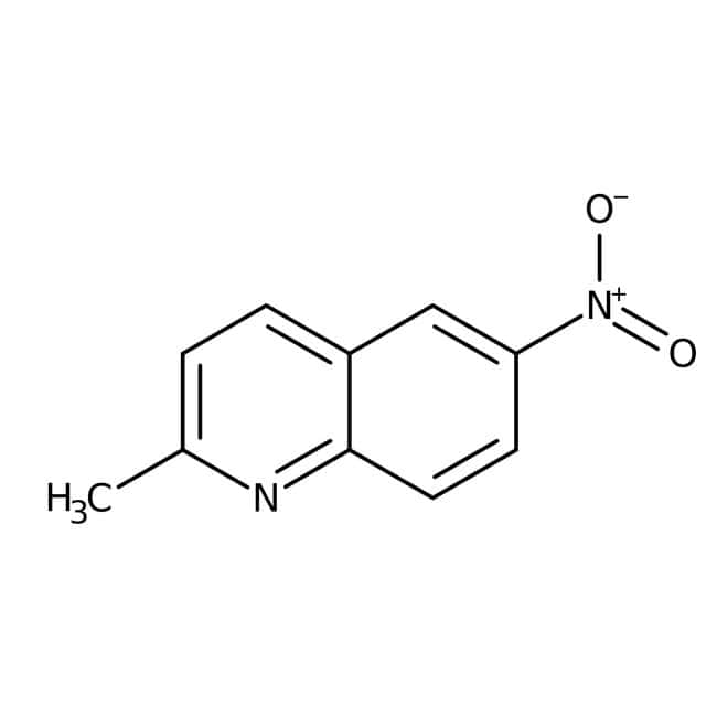 2-Methyl-6-nitroquinoline, 97%, Maybridge