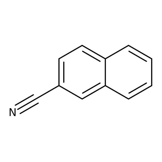 2-Naphthonitrile, 97%, ACROS Organics