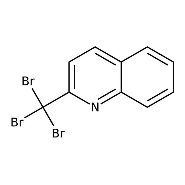 Alfa Aesar  alpha,alpha,alpha-Tribromoquinaldine, 97%