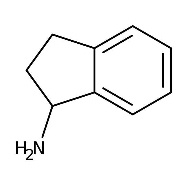 (S)-(+)-1-Aminoindan, 97%, ACROS Organics™