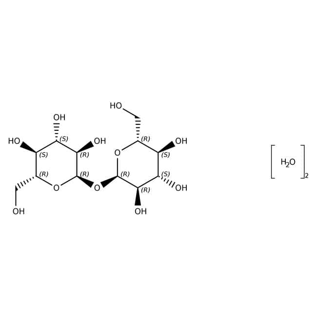 D(+)-Trehalose dihydrate, 99%, ACROS Organics™ 2.5kg; Plastic bottle D(+)-Trehalose dihydrate, 99%, ACROS Organics™