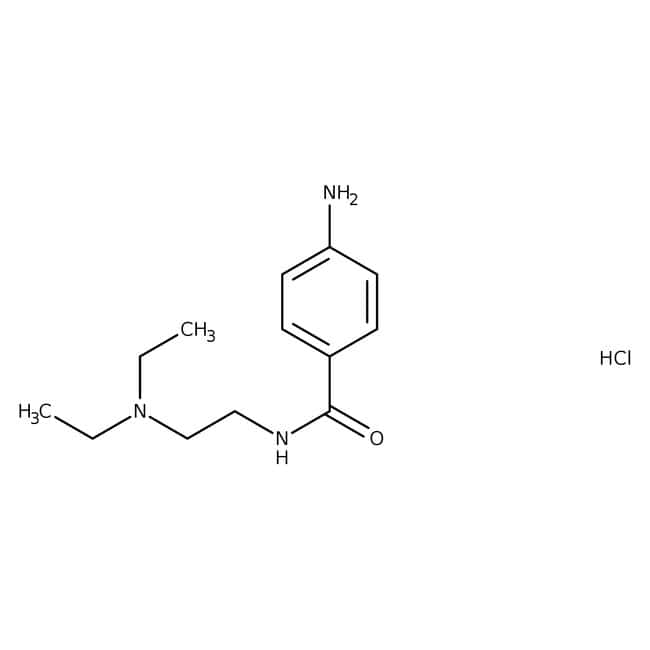 Procainamide Hydrochloride, USP, 98-102%, Spectrum