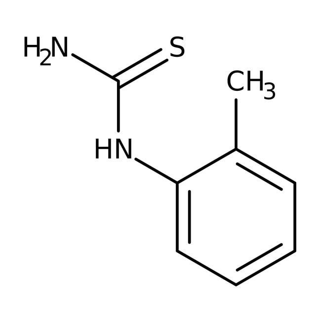 Alfa Aesar  N-(o-Tolyl)thiourea, 97+%