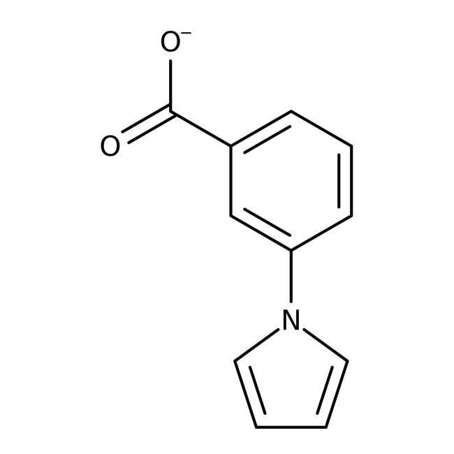 3-(1H-Pyrrol-1-yl)benzoic acid, 97%, Maybridge