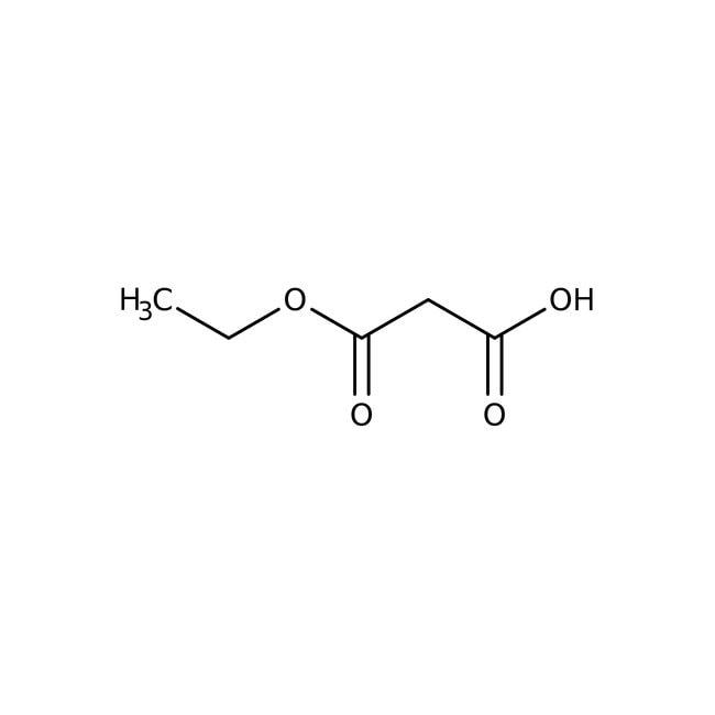 Ethyl potassium malonate, 98%, ACROS Organics™
