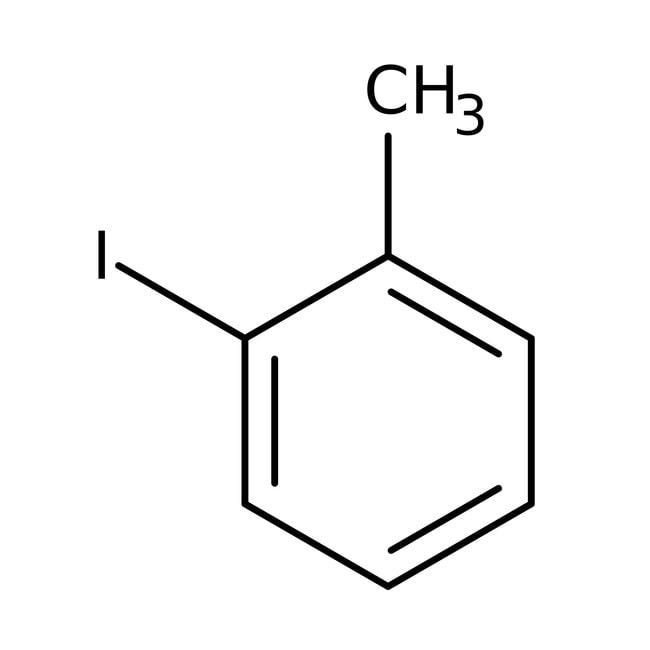 2-Iodotoluene (stabilized with Copper chip) 98.0+%, TCI America™