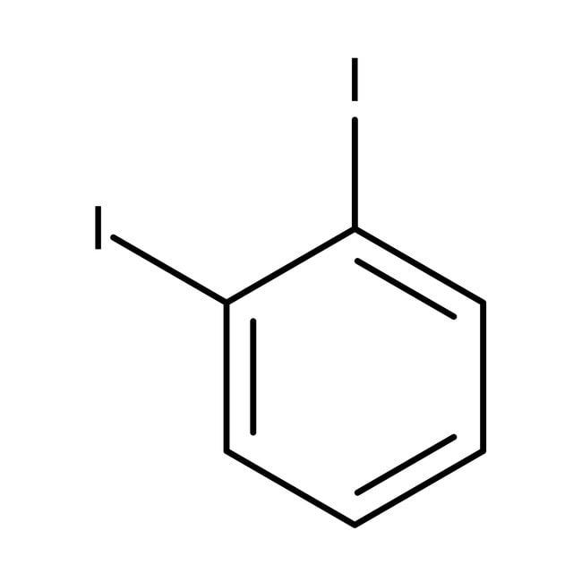 1,2-Diiodobenzene, 98%, ACROS Organics™