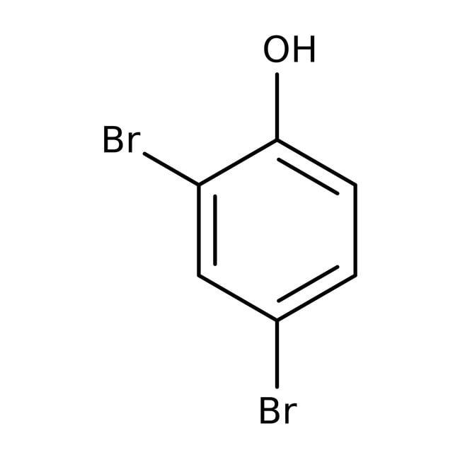 2,4-Dibromophenol, 99%, ACROS Organics™ 100g; Glass bottle 2,4-Dibromophenol, 99%, ACROS Organics™