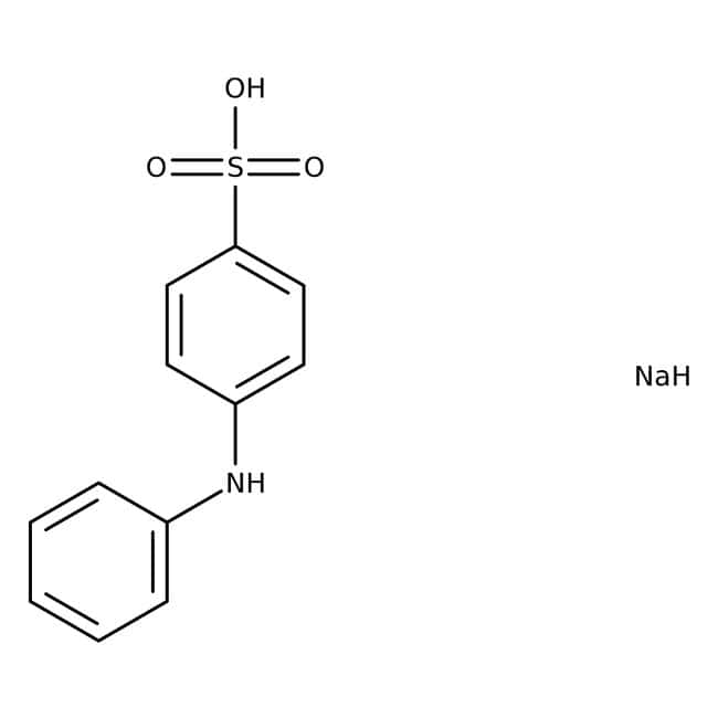 Honeywell Fluka™Diphénylamine-4-sulfonate de sodium, réactif ACS, Honeywell™ Fluka™ FLACON EN VERRE 10G Honeywell Fluka™Diphénylamine-4-sulfonate de sodium, réactif ACS, Honeywell™ Fluka™