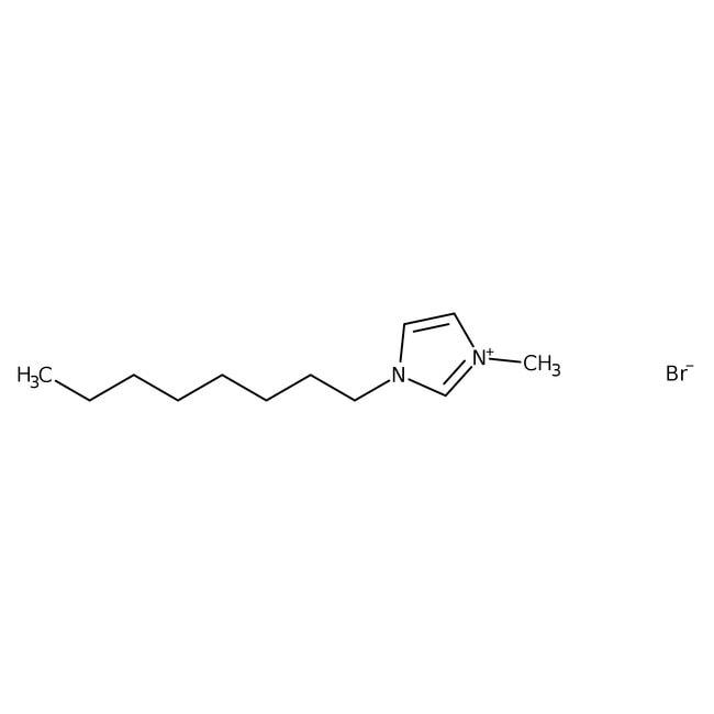 1-Methyl-3-n-octylimidazolium Bromide 98.0+%, TCI America™