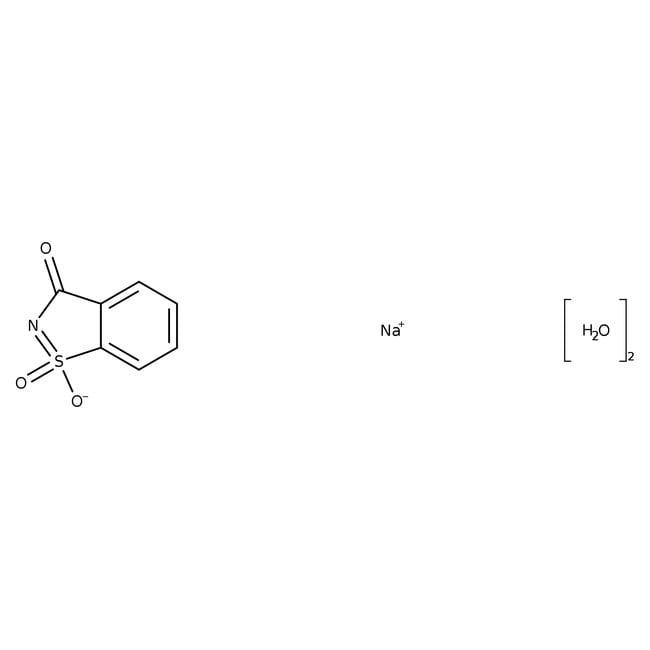 Sodium Saccharin, Dihydrate, Powder, FCC, 98-101%, Spectrum
