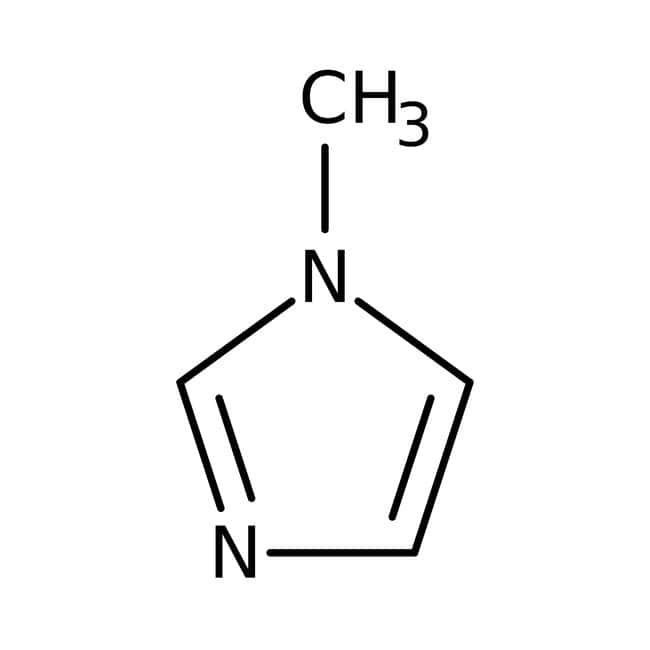 1-Methylimidazole, 99%, ACROS Organics™ 5kg 1-Methylimidazole, 99%, ACROS Organics™