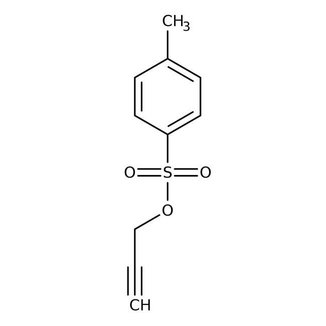 Propargyl p-toluenesulfonate, 97%, ACROS Organics