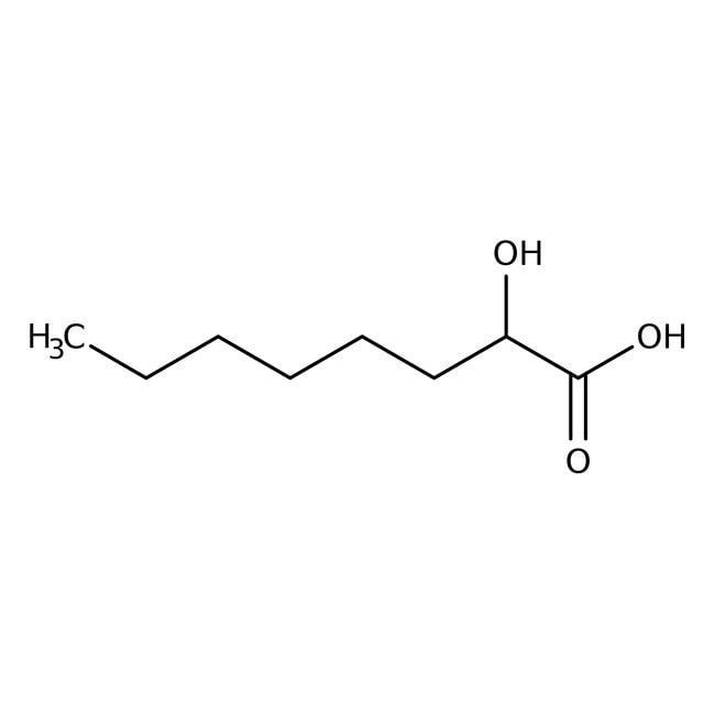 2-Hydroxy-n-octanoic Acid 98.0 %, TCI America