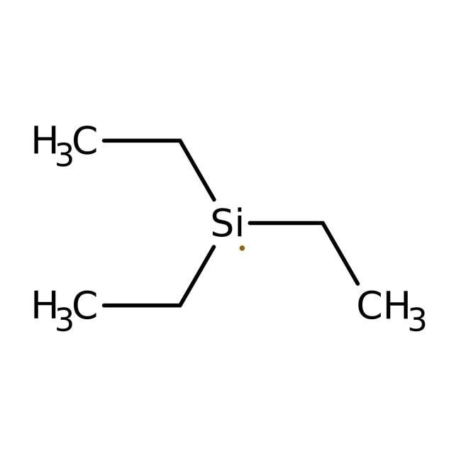 Triethylsilane, 99%, ACROS Organics™ 25g; Glass bottle Triethylsilane, 99%, ACROS Organics™