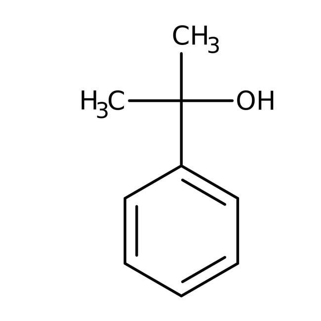 2-Phenyl-2-propanol, 99%, ACROS Organics™