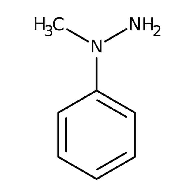 1-Methyl-1-phenylhydrazine 95.0+%, TCI America™