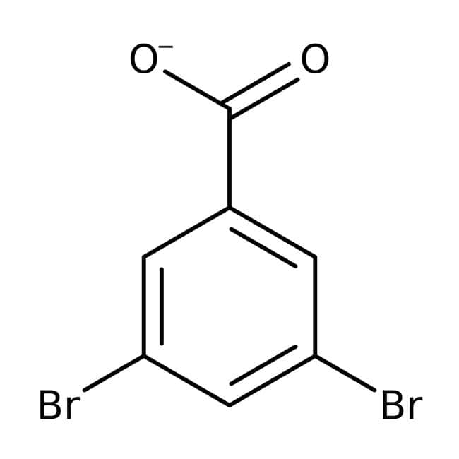 3,5-Dibromobenzoic acid, 99%, Acros Organics