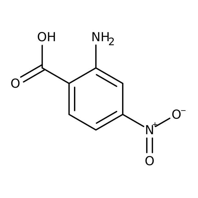 Alfa Aesar™2-Amino-4-nitrobenzoic acid, ≥97%