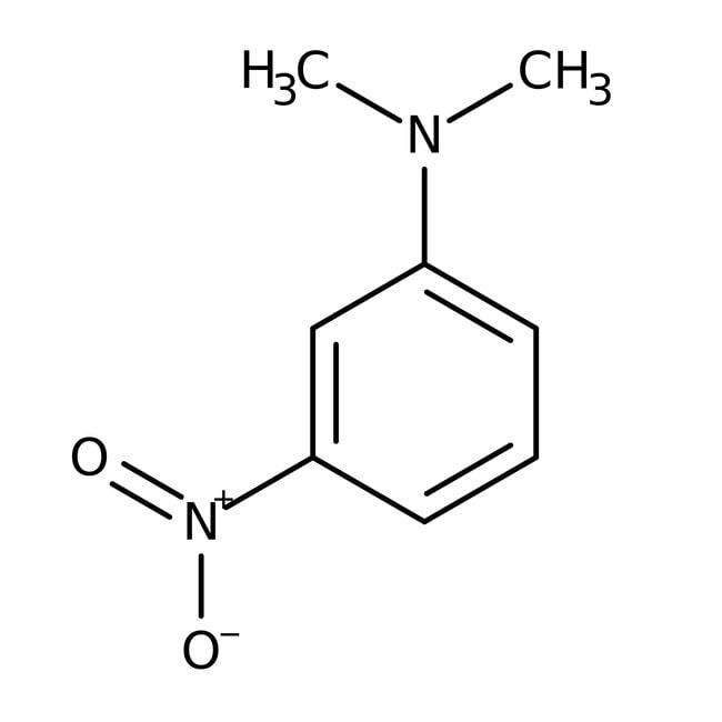 N,N-Dimethyl-3-nitroaniline, 98%, Acros Organics