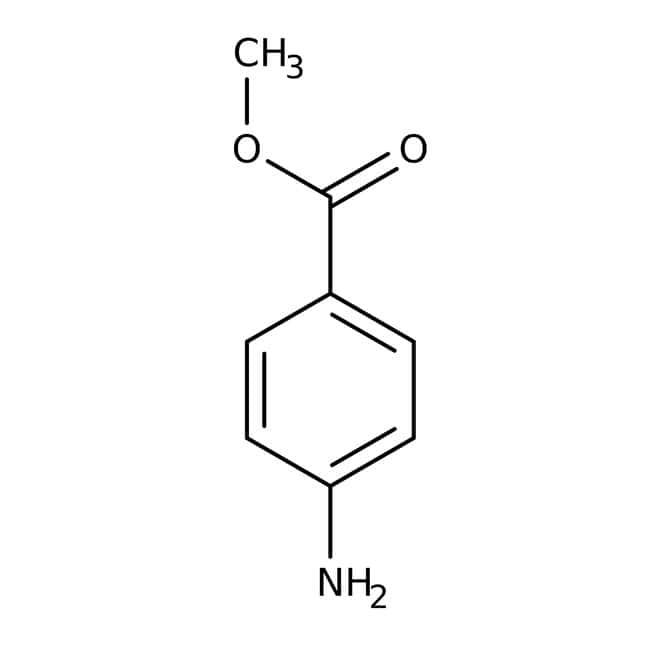 Methyl 4-aminobenzoate, 98%, ACROS Organics™