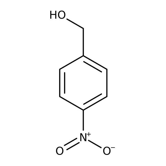 4-Nitrobenzyl alcohol, 99%, ACROS Organics