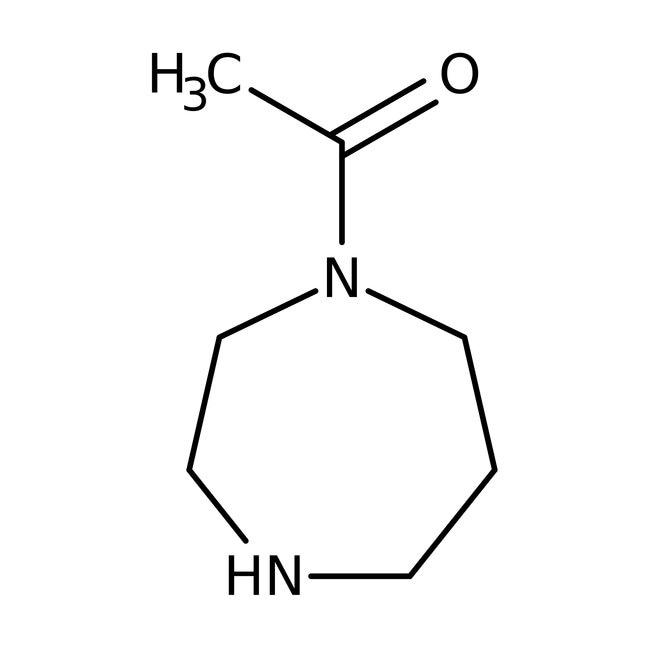 Alfa Aesar™1-Acetylhomopiperazine, 97% 250mg Alfa Aesar™1-Acetylhomopiperazine, 97%