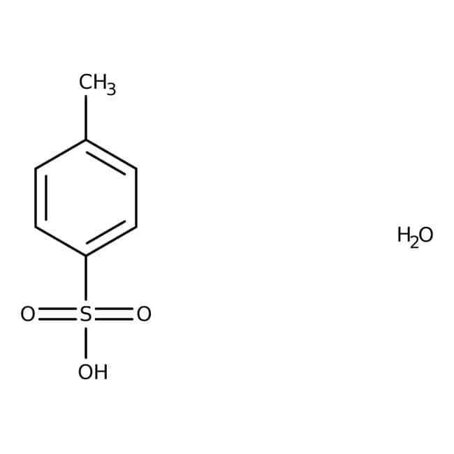 p-Toluenesulfonic Acid TS, (U.S.P. Test Solution), Spectrum