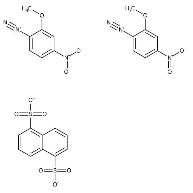 Fast Red B Salt 1,5-Naphthalenedisulfonate 97.0+%, TCI America™