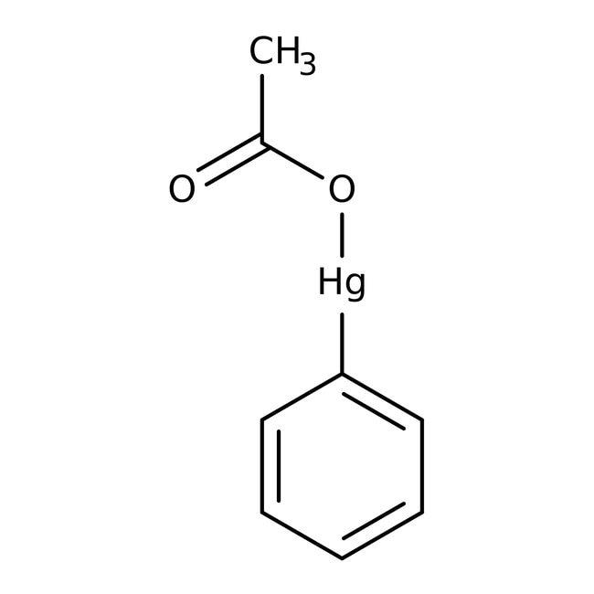 Alfa Aesar  Phenylmercury acetate, 98%