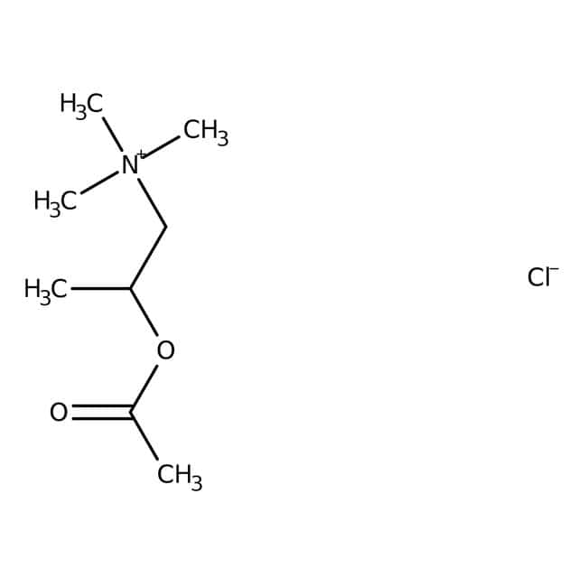 Methacholine chloride, 100.4%, MP Biomedicals™ 25g Methacholine chloride, 100.4%, MP Biomedicals™