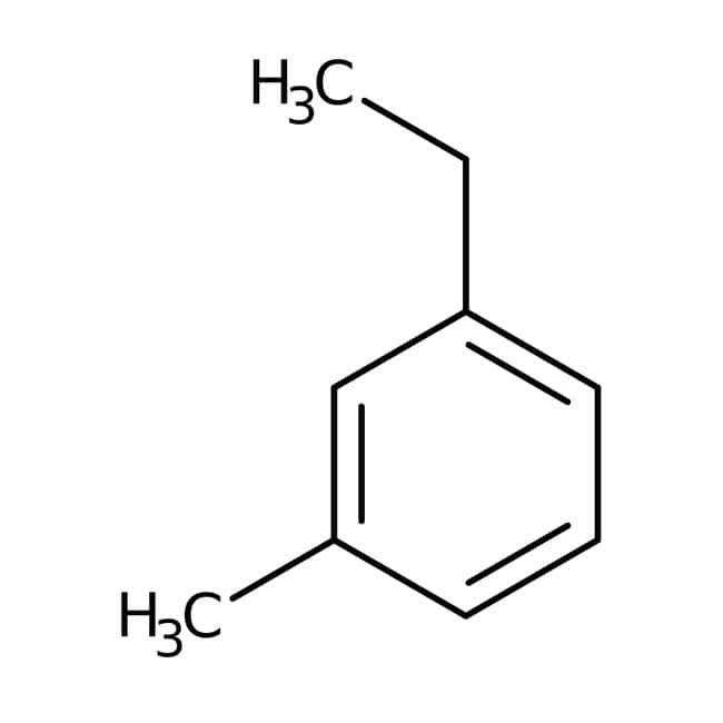 m-Ethyltoluene, 98%, ACROS Organics™ 10g m-Ethyltoluene, 98%, ACROS Organics™