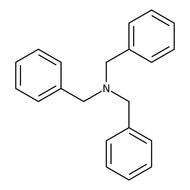 Tribenzylamine, 99+%, ACROS Organics™