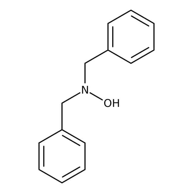Alfa Aesar™N,N-Dibencilhidroxilamina, 98% 100g Alfa Aesar™N,N-Dibencilhidroxilamina, 98%