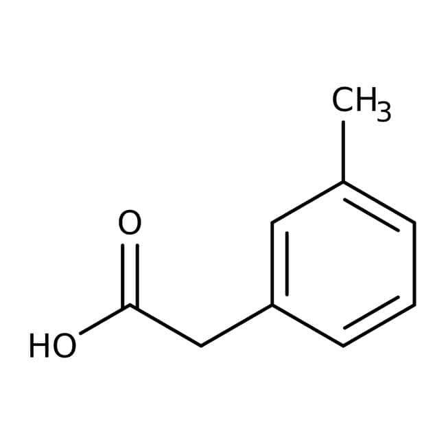 m-Tolylacetic acid, 97%, ACROS Organics