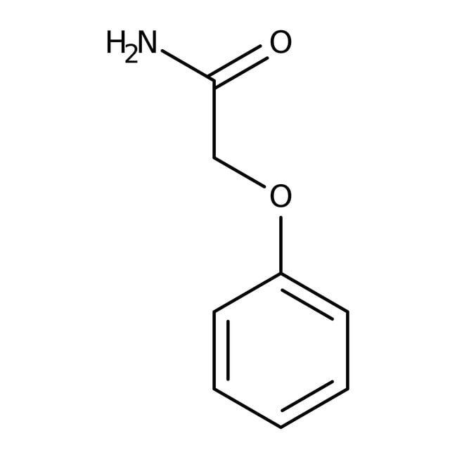 Alfa Aesar™2-Phenoxyacetamide, 98% 5g Alfa Aesar™2-Phenoxyacetamide, 98%
