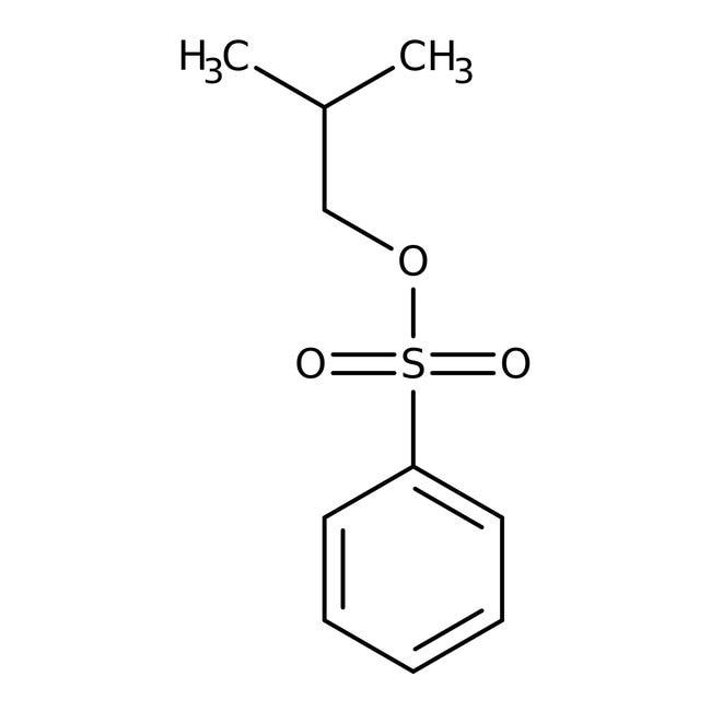Alfa Aesar™Benzenesulfonic acid isopropyl ester, 95% 5g Alfa Aesar™Benzenesulfonic acid isopropyl ester, 95%