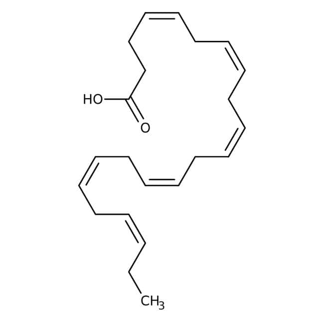cis-4,7,10,13,16,19-Docosahexaenoic acid, 98%, ACROS Organics