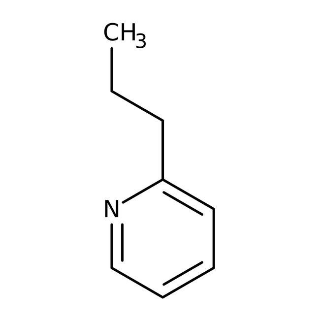 2-n-Propylpyridine, 97%, Acros Organics™  2-n-Propylpyridine, 97%, Acros Organics™