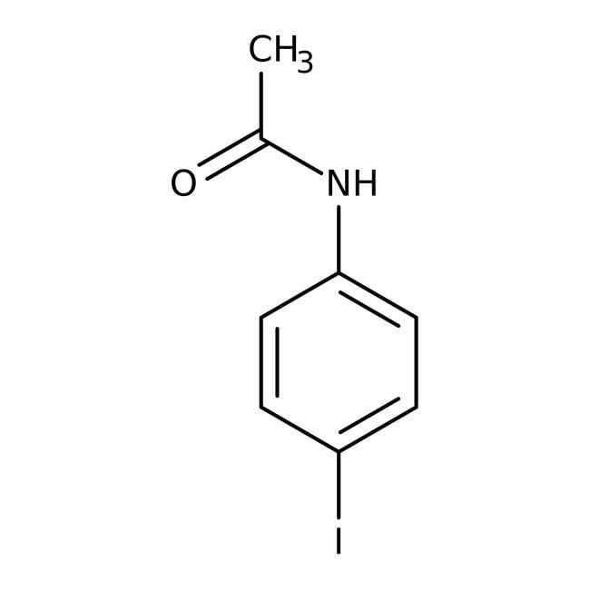 4′-Iodoacetanilide 95.0+%, TCI America™