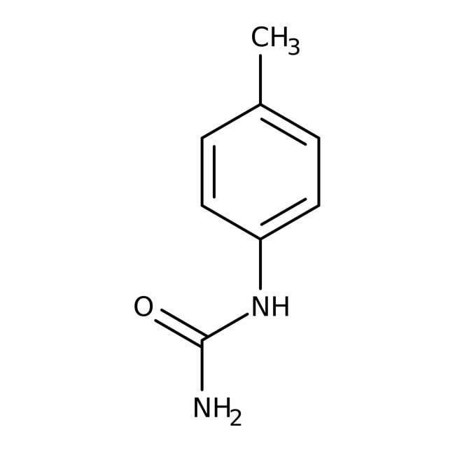 Alfa Aesar™p-Tolylurea, 98+% 100g Alfa Aesar™p-Tolylurea, 98+%