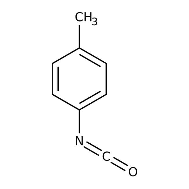 P-Tolylisocyanat, 99 %, ACROS Organics™ 100 g-Glasflasche P-Tolylisocyanat, 99 %, ACROS Organics™
