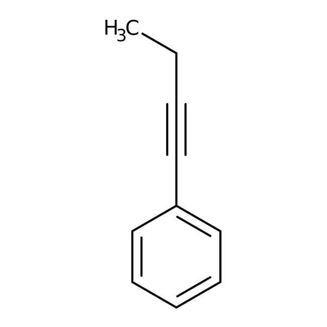 Alfa Aesar™1-Fenil-1-butino, 98% 5g Alfa Aesar™1-Fenil-1-butino, 98%
