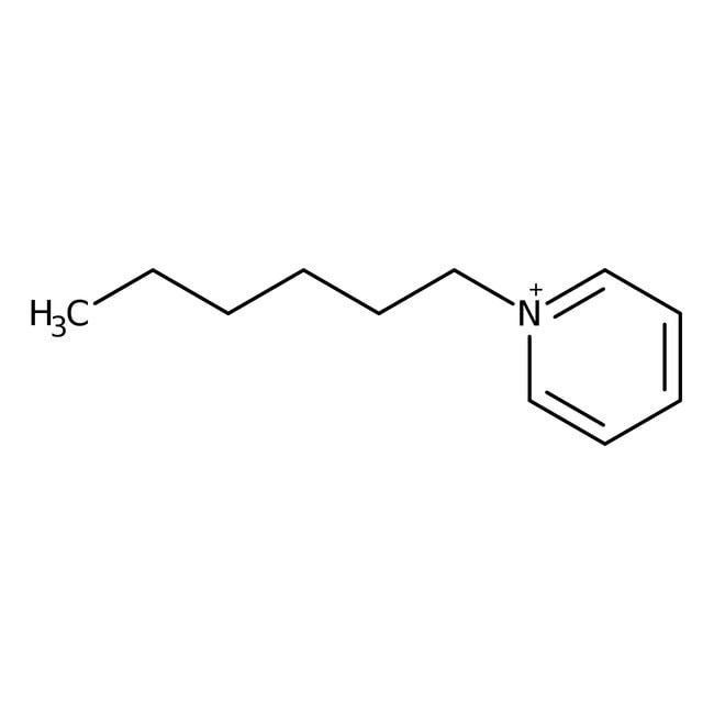 1-Hexylpyridinium chloride, 97%, ACROS Organics