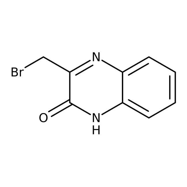Alfa Aesar™3-Bromomethyl-2(1H)-quinoxalinone, tech. 90% 25g Alfa Aesar™3-Bromomethyl-2(1H)-quinoxalinone, tech. 90%